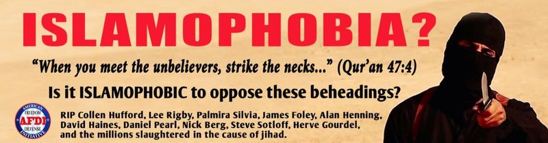 Islamophobia sf bus